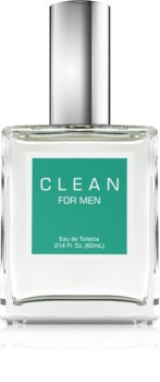 CLEAN For Men Eau de Toilette voor Mannen 60 ml