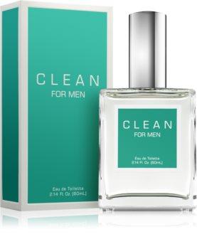 CLEAN For Men toaletná voda pre mužov 60 ml