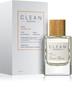 CLEAN Reserve Collection Sueded Oud parfumska voda uniseks 100 ml