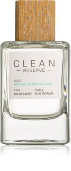 clean clean reserve - warm cotton [reserve blend]