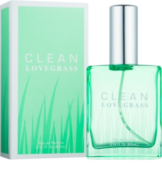 CLEAN Clean Lovegrass eau de parfum mixte 60 ml