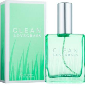 CLEAN Lovegrass Eau de Parfum Unisex 60 ml