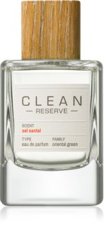 CLEAN Reserve Collection Sel Santal eau de parfum mixte