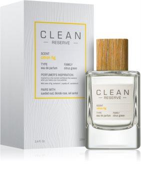 CLEAN Reserve Collection Citron Fig parfumovaná voda unisex 100 ml