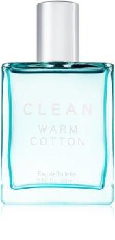 CLEAN Warm Cotton Eau de Toilette für Damen 60 ml