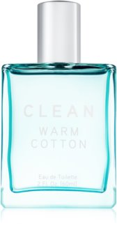 CLEAN Warm Cotton eau de toilette pour femme 60 ml