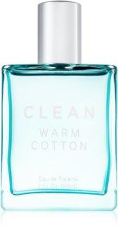 CLEAN Warm Cotton Eau de Toilette voor Vrouwen  60 ml