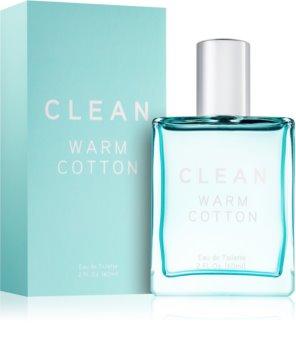 CLEAN Warm Cotton Eau de Toilette for Women 60 ml