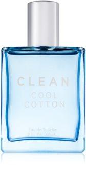 CLEAN Clean Cool Cotton toaletní voda pro ženy 60 ml