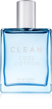 CLEAN Cool Cotton Eau de Toilette für Damen 60 ml