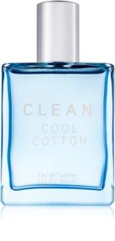 CLEAN Cool Cotton Eau de Toilette voor Vrouwen  60 ml