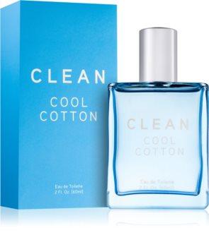 CLEAN Cool Cotton eau de toilette pour femme 60 ml