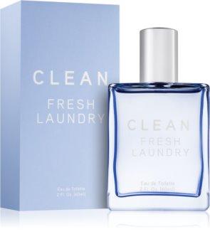 CLEAN Clean Fresh Laundry toaletná voda pre ženy 60 ml