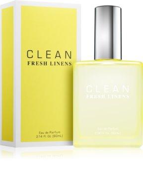 CLEAN Fresh Linens parfumska voda uniseks 60 ml