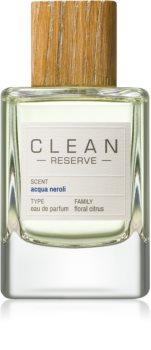 CLEAN Reserve Collection Acqua Neroli eau de parfum mixte