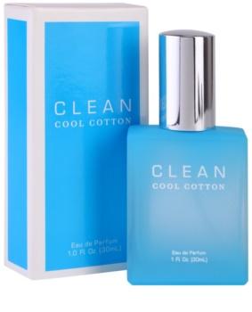 CLEAN Cool Cotton eau de parfum pentru femei 30 ml