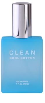 CLEAN Cool Cotton eau de parfum para mulheres 30 ml