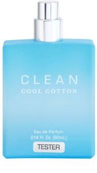 CLEAN Cool Cotton eau de parfum teszter nőknek 60 ml
