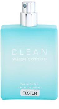 CLEAN Clean Warm Cotton parfémovaná voda tester pro ženy 60 ml