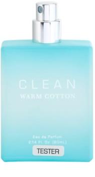 CLEAN Clean Warm Cotton woda perfumowana tester dla kobiet 60 ml