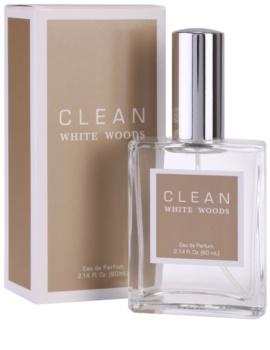 CLEAN White Woods eau de parfum mixte 60 ml