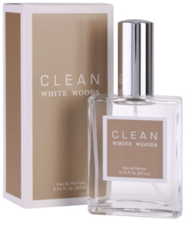 CLEAN White Woods Eau de Parfum Unisex 60 ml