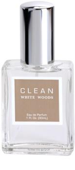 CLEAN Clean White Woods eau de parfum mixte 30 ml