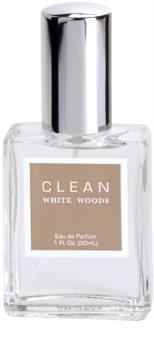 CLEAN White Woods Eau de Parfum Unisex 30 ml