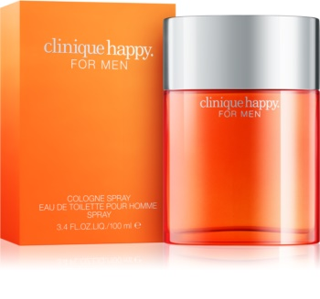 Clinique Happy for Men Eau de Toillete για άνδρες 100 μλ