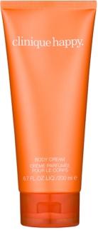 Clinique Happy Bodycrème voor Vrouwen  200 ml