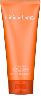 Clinique Happy crème corps pour femme 200 ml