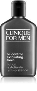 Clinique For Men tónico para pele oleosa