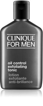 Clinique For Men тонік для жирної шкіри