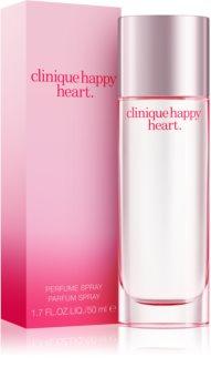 Clinique Happy Heart Eau de Parfum voor Vrouwen  50 ml