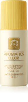 Clinique Aromatics Elixir desodorante roll-on para mujer 75 ml
