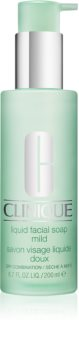 Clinique 3 Steps υγρό σαπούνι για ξηρή και μικτή επιδερμίδα