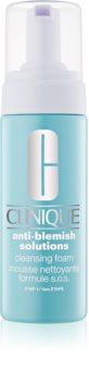 Clinique Anti-Blemish Solutions Reinigungsschaum für problematische Haut, Akne