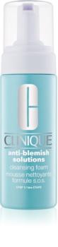 Clinique Anti-Blemish Solutions spuma de curatat pentru ten acneic