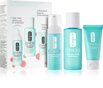 Clinique Anti-Blemish Solutions дорожній набір I.