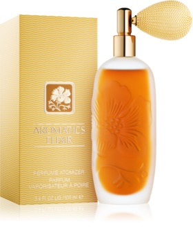 Clinique Aromatics Elixir Eau De Parfum Pour Femme 100 Ml Avec