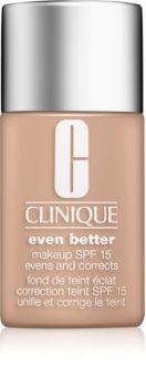 Clinique Even Better korrekciós make-up SPF 15