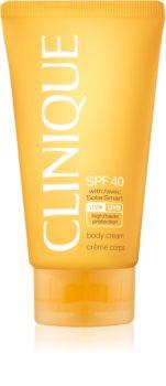 Clinique Sun crema pentru bronzat SPF 40