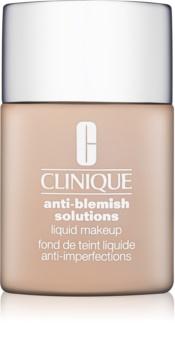 Clinique Anti-Blemish Solutions fond de teint liquide pour peaux à problèmes, acné