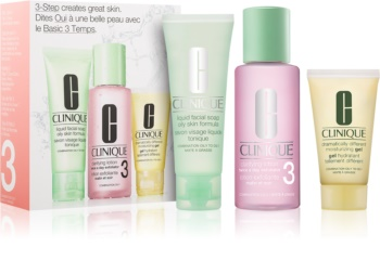 Clinique 3 Steps kozmetika szett VII.