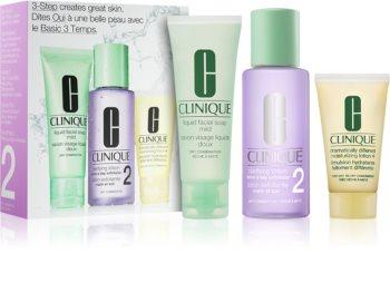 Clinique 3 Steps kosmetická sada VI.