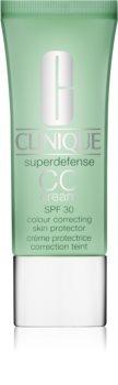 Clinique Superdefense crema CC SPF 30