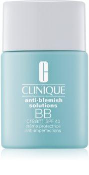 Clinique Anti-Blemish Solutions crema BB para las imperfecciones de la piel SPF 40
