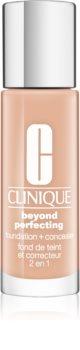 Clinique Beyond Perfecting Make-up und Korrektor 2 in 1