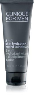Clinique For Men creme hidratante para rosto e barba