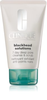 Clinique Blackhead Solutions Exfoliating Face Cleanser Anti-Blackheads
